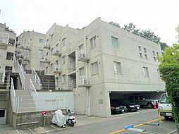 グリューンベルグ生田[7階]の外観