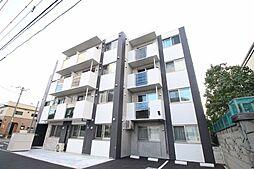 北海道札幌市北区北19条西7丁目の賃貸マンションの外観