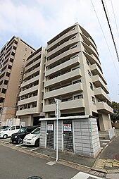 福岡県宗像市日の里1丁目の賃貸マンションの外観