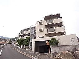 パラッツオ西岡本[410号室]の外観