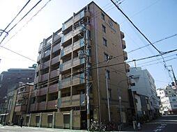 ル・パピヨンDX[3階]の外観