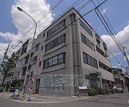 京都府京都市左京区川端通夷川上る新生洲町の賃貸マンションの外観