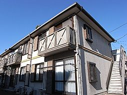ガーデンハウスA棟[2階]の外観