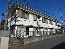 第一花村コーポ[10号室]の外観