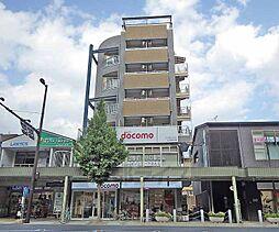 京都府京都市北区小山上総町の賃貸マンションの外観