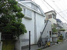 兵庫県尼崎市長洲本通3丁目の賃貸アパートの外観