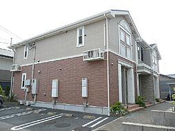 和歌山県和歌山市西浜2丁目の賃貸アパートの外観