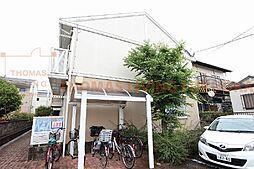 セトル古賀壱番館[2階]の外観