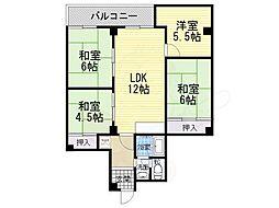長堀橋駅 13.0万円