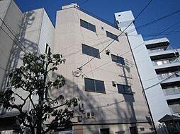 西本ハイツ[4階]の外観