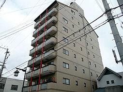シティガーデン新通[4階]の外観