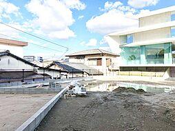 博多区東平尾売地。全2区画・建築条件なし