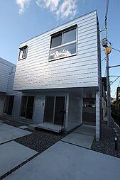 広島県広島市安佐南区大町東2丁目の賃貸アパートの外観