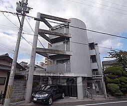 京都府京都市右京区西院松井町の賃貸マンションの外観