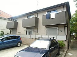 大阪府守口市梅町の賃貸アパートの外観