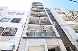 アパートメント谷町[8階]の外観