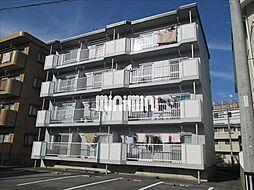 ハイツMO[2階]の外観