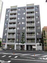東京都北区王子4丁目の賃貸マンションの外観