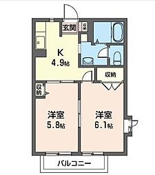 下山口駅 4.7万円