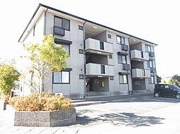 茨城県龍ケ崎市川崎町の賃貸アパートの外観