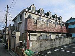 千葉県船橋市高根台7丁目の賃貸アパートの外観