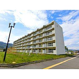 長野県千曲市大字八幡の賃貸マンションの外観