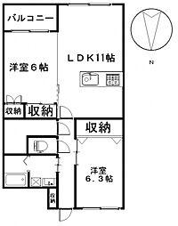 井野駅 7.7万円