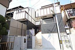 ざ・してぃ六甲山手5[2階]の外観