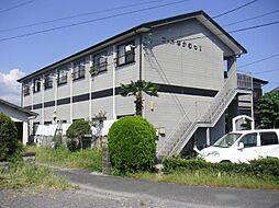 佐賀県佐賀市北川副町大字新郷の賃貸アパートの外観