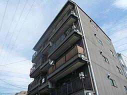 第2大西マンション[2階]の外観