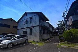 エトワールコートA棟[2階]の外観