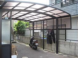 愛知県名古屋市北区苗田町の賃貸マンションの外観