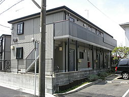 神奈川県横浜市磯子区洋光台4丁目の賃貸アパートの外観