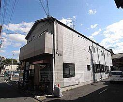 京都府京都市下京区寺町通高辻下る京極町の賃貸アパートの外観