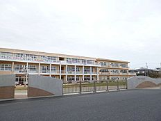 日立市立坂本小学校(400m)