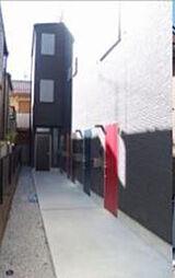 東京都目黒区中央町2丁目の賃貸アパートの外観