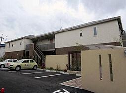 大阪府寝屋川市若葉町の賃貸アパートの外観