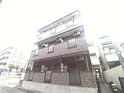 兵庫県神戸市東灘区御影塚町4丁目の賃貸マンションの外観