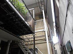 セントラルシティ柏[201号室]の外観