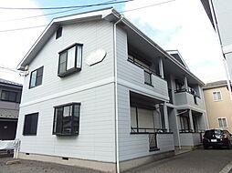 神奈川県藤沢市城南5丁目の賃貸アパートの外観