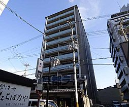 京都府京都市中京区三条通堀川東入橋東詰町の賃貸マンションの外観