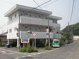 群馬県太田市本町の賃貸アパートの外観