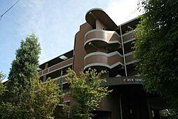 ポートボヌール[2階]の外観