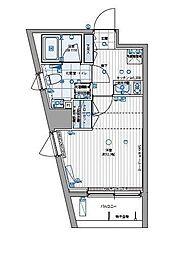 パティーナ三田台[1階]の間取り