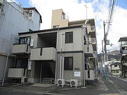 兵庫県神戸市中央区神若通4丁目の賃貸マンションの外観