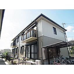 奈良県奈良市四条大路3丁目の賃貸アパートの外観