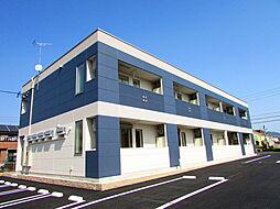 岐阜県岐阜市西中島6の賃貸アパートの外観