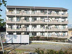 静岡県沼津市植田の賃貸マンションの外観
