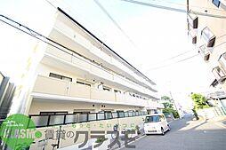 大阪府東大阪市西堤本通西3丁目の賃貸マンションの外観