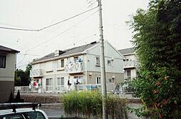 神奈川県平塚市岡崎の賃貸アパートの外観